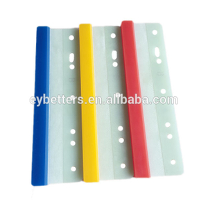 screen printing squeegee aluminum handle for T-shirt print