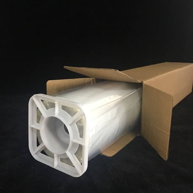 36''x30m(91cmx30m)-Eco-solvent Inkjet Clear PET Film
